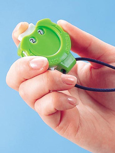 Clover Knitting Counter Mini (Green)
