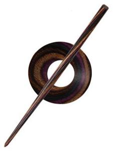Knitpro Symfonie Lilac Shawl Pin – Orion