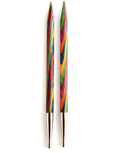 KnitPro Symfonie Wood Needle Tips – Short