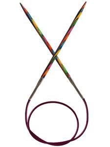 KnitPro Symfonie Wood Circular Needle (100 cm)