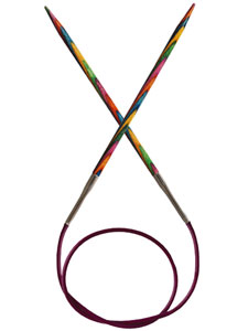 KnitPro Symfonie Wood Circular Needle (150 cm)