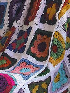 Blanket in Vinnis Nikkim - Kit