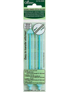 Clover Double-ended Stitch Holder (Medium)