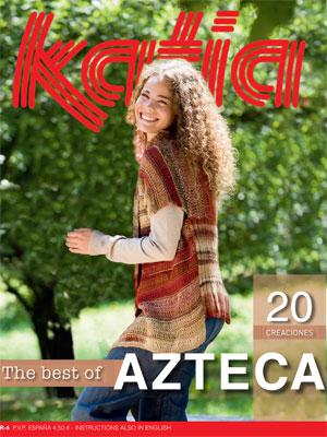 Katia Azteca, Book No 4