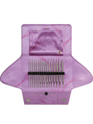AddiClick LACE Interchangeable Needle Set (LONG tips)