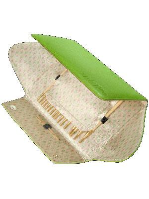 AddiClick BAMBOO Interchangeable Needle Set