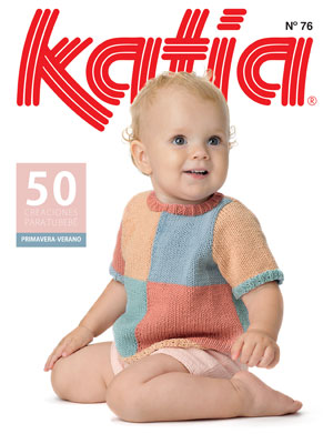 Katia Baby (Summer 2016), Book No 76