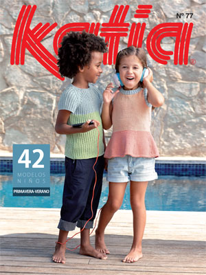 Katia Kids (Summer 2016), Book No 77