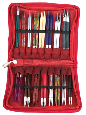 Knitpro Aspire Interchangeable Circular Needle Case