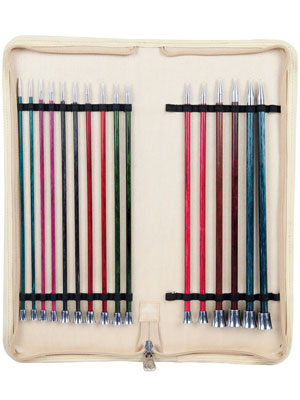 Knitpro Royalé Single Pointed Needle Set (30cm)