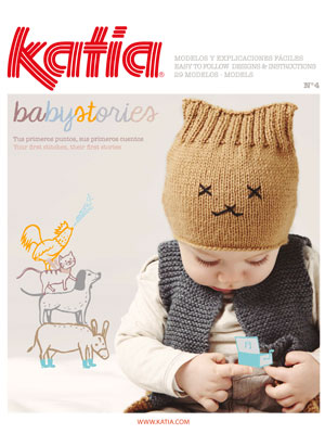 Katia Babystories (Winter 2017), Book No 4