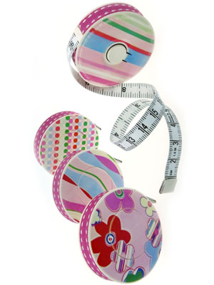 Hoechstmass Rollfix Decor Tape Measure – Pastel