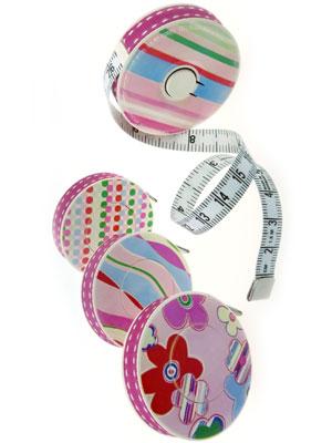 Hoechstmass Rollfix Decor Tape Measure – Pastel
