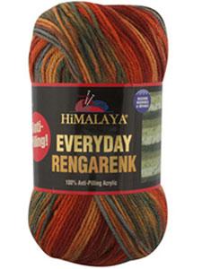 Himalaya Everyday Rengarenk