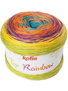 Katia Top Rainbow