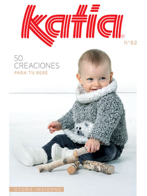 Katia Baby (Winter 2018), Book No 82
