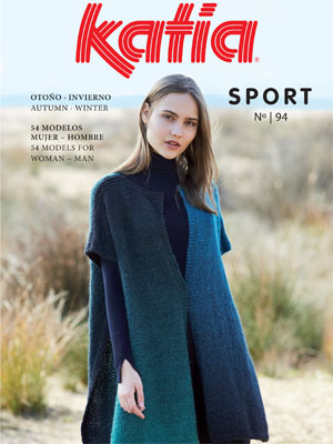 Katia Sport (Winter 2018), Book No 94