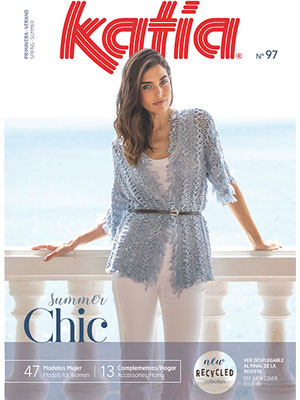 Katia Woman Chic (Summer 2018), Book No 97