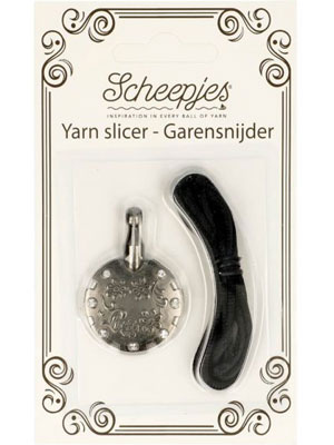 Scheepjes Yarn Slicer (Black Nickel)