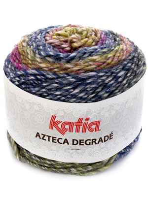 Katia Azteca Degradé