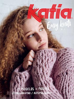 Katia Easy Knits (Winter 2019), Book 7