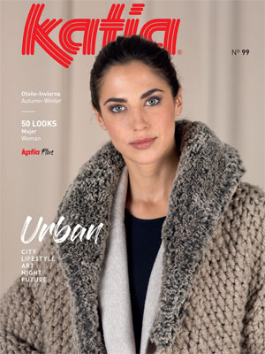 Katia Woman Urban (Winter 2019), Book 99