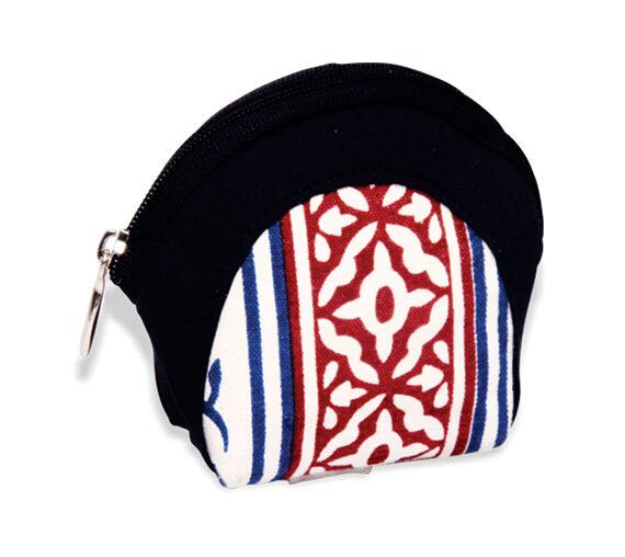 Navy Stitch Bag 12006